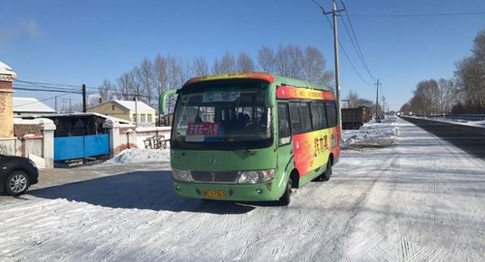 牧原镇通公交了
