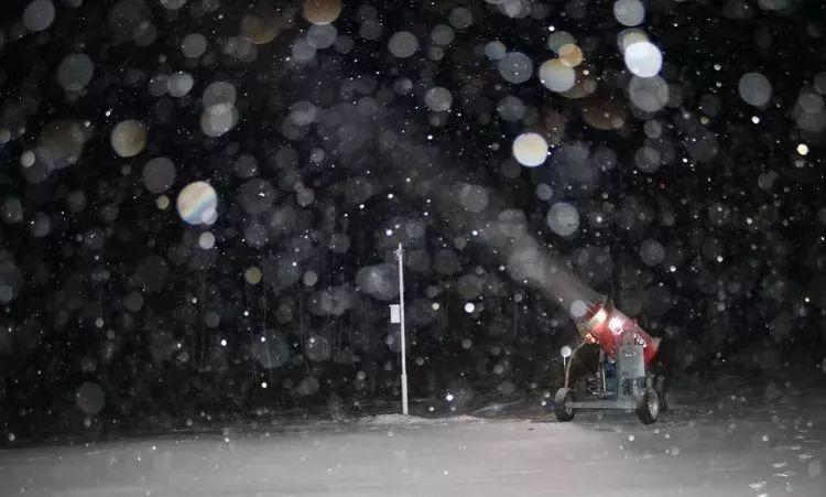雪炮已开,十四冬还会远吗?