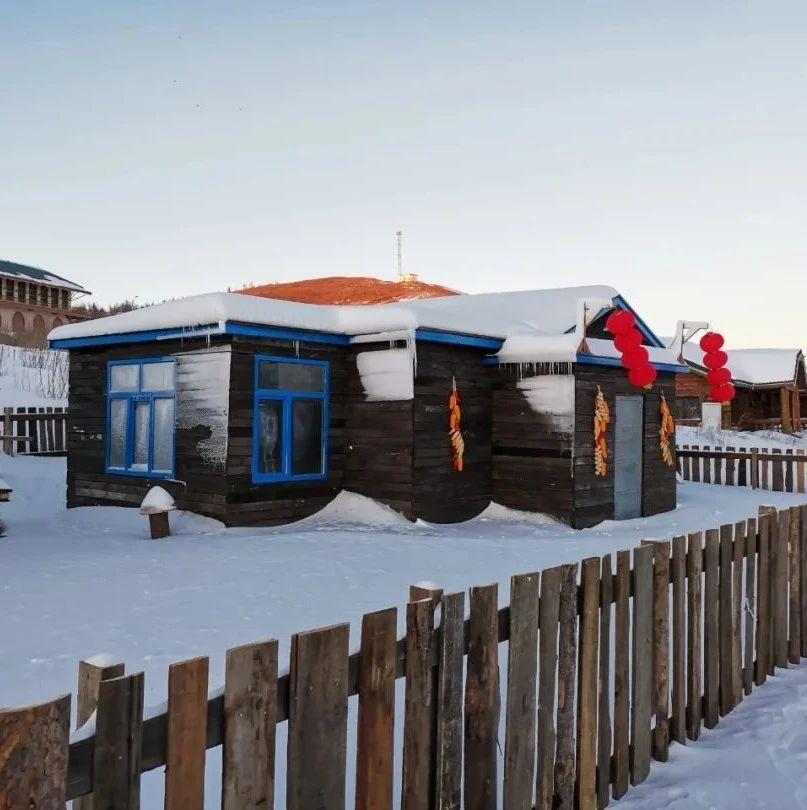 大雪时节,呼伦贝尔市第二个冰雪日,来牙克石开启冰雪之旅!